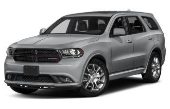 2020 Dodge Durango - Billet Silver Metallic