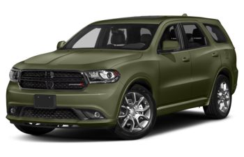 2020 Dodge Durango - F8 Green