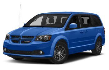 2019 Dodge Grand Caravan - Indigo Blue