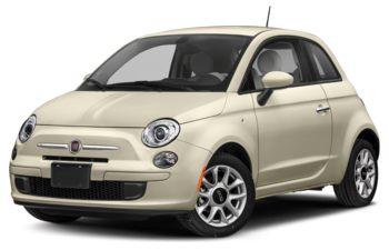 2019 Fiat 500 - Perla White Tri-Coat
