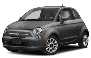 2019 Fiat 500 - Colosseo Grey