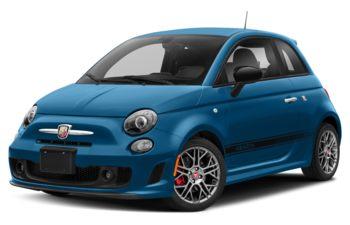 2019 Fiat 500 - Laser Blue Metaillic