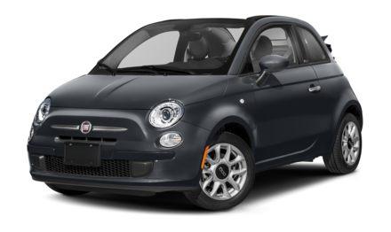 2017 Fiat 500C Pop