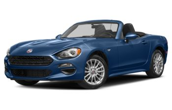 2020 Fiat 124 Spider - Mare Blue Metallic