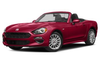 2020 Fiat 124 Spider - Hypnotique Red