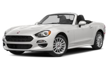 2020 Fiat 124 Spider - Brillante White