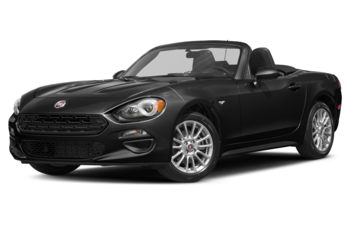 2020 Fiat 124 Spider - Forte Black Metallic