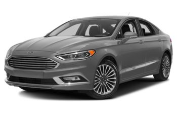 2018 Ford Fusion - Ingot Silver Metallic