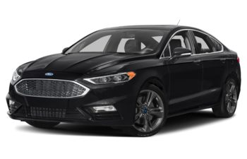 2018 Ford Fusion - Shadow Black