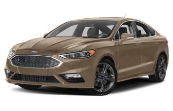 2017 Ford Fusion - White Gold Metallic