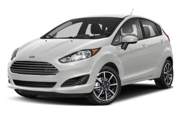 2018 Ford Fiesta - Oxford White