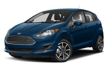 2018 Ford Fiesta - Lightning Blue