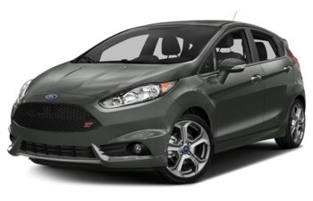 2017 Ford Fiesta - Magnetic Metallic