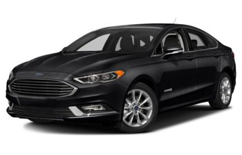 2018 Ford Fusion Hybrid - Shadow Black