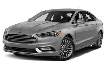 2018 Ford Fusion Hybrid - Ingot Silver Metallic