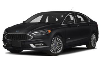2018 Ford Fusion Hybrid - Shadow Black