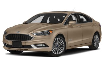 2018 Ford Fusion Hybrid - White Gold Metallic