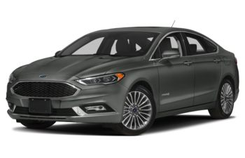 2018 Ford Fusion Hybrid - Magnetic Metallic