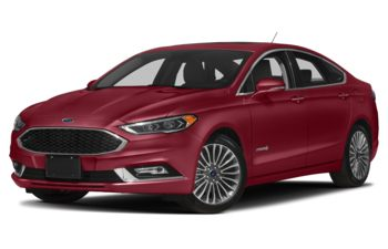 2018 Ford Fusion Hybrid - Ruby Red Metallic Tinted Clearcoat