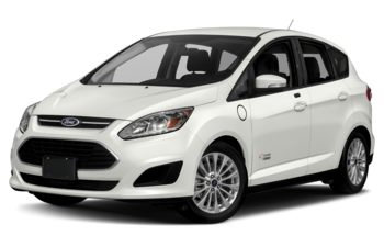 2017 Ford C-Max Energi - White Platinum Metallic Tri-Coat
