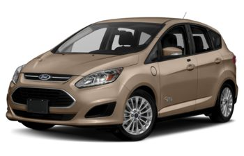 2017 Ford C-Max Energi - White Gold
