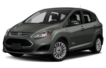 2017 Ford C-Max Energi - Magnetic Metallic