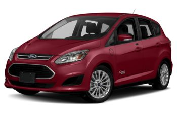 2017 Ford C-Max Energi - Ruby Red Metallic Tinted Clearcoat