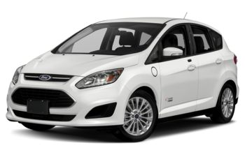 2017 Ford C-Max Energi - Oxford White