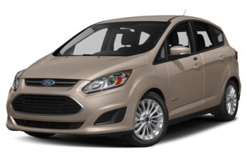 2018 Ford C-Max Hybrid - White Gold