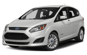 2018 Ford C-Max Hybrid - Oxford White