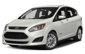 2018 Ford C-Max Hybrid - White Platinum Metallic Tri-Coat