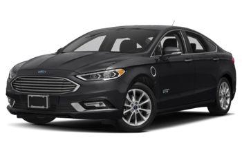 2018 Ford Fusion Energi - Shadow Black