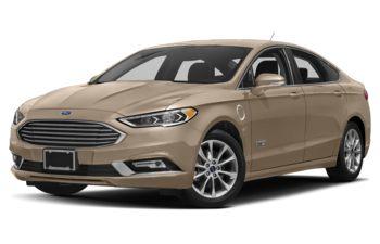 2018 Ford Fusion Energi - White Gold