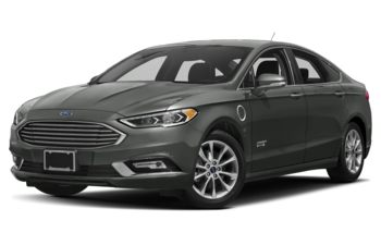 2018 Ford Fusion Energi - Magnetic