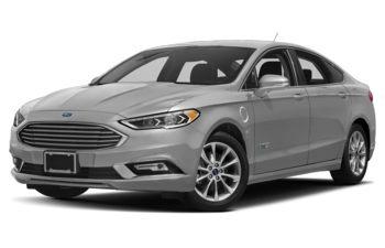 2018 Ford Fusion Energi - Ingot Silver