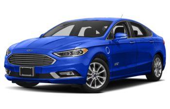 2018 Ford Fusion Energi - Blue Metallic