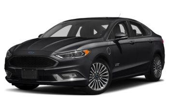 2018 Ford Fusion Energi - Shadow Black