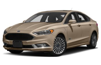 2018 Ford Fusion Energi - White Gold