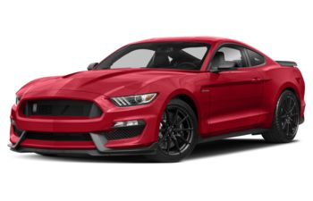 2018 Ford Shelby GT350 - Race Red