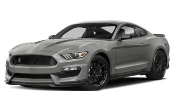 2017 Ford Shelby GT350 - Avalanche Grey