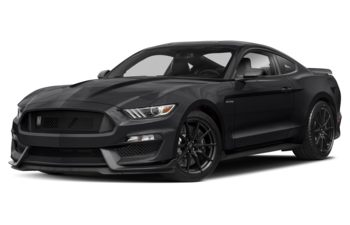 2019 Ford Shelby GT350 - Shadow Black