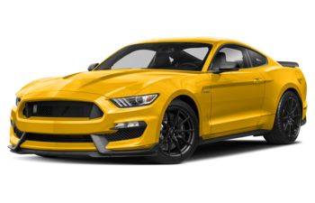 2018 Ford Shelby GT350 - Triple Yellow Tri-Coat