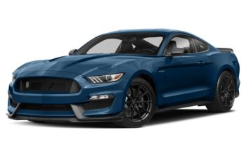 2018 Ford Shelby GT350 - Lightning Blue Metallic