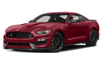 2019 Ford Shelby GT350 - Ruby Red Metallic Tinted Clearcoat