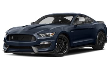 2018 Ford Shelby GT350 - Kona Blue