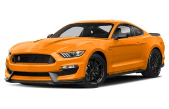 2019 Ford Shelby GT350 - Orange Fury Metallic Tri-Coat