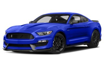 2019 Ford Shelby GT350 - Velocity Blue Metallic