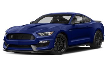2019 Ford Shelby GT350 - Ford Performance Blue Metallic