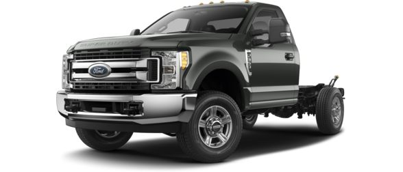 2018 Ford F-350 Chassis