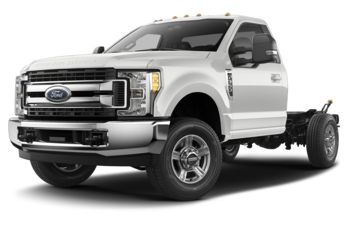 2018 Ford F-350 Chassis - Oxford White